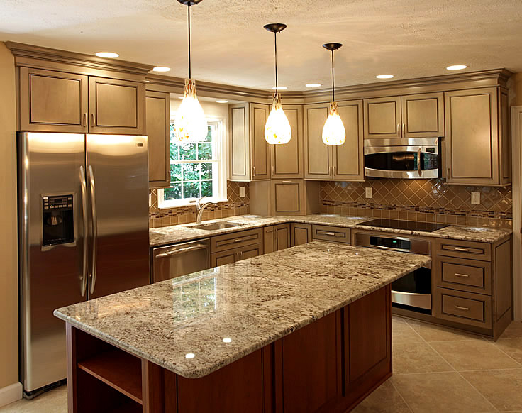Kitchen Remodel Designer Cool Kitchen Remodel  Bay Easy Construction Inspiration Design