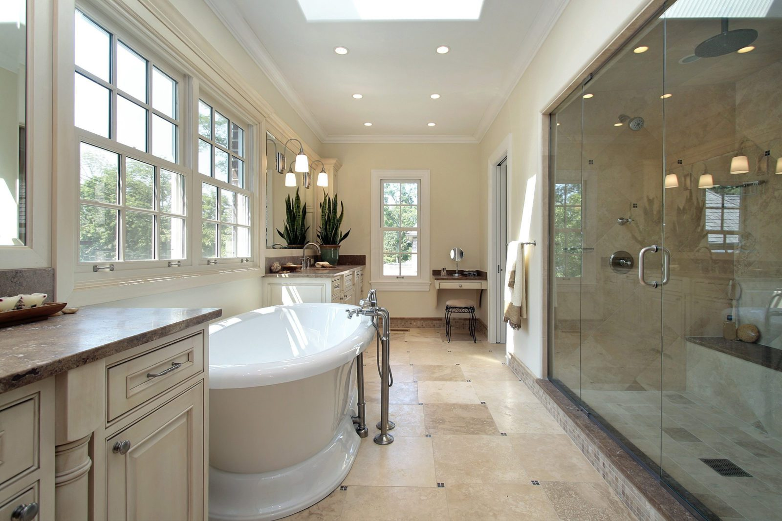 Bathroom remodel bay easy construction for Bathroom remodel ideas