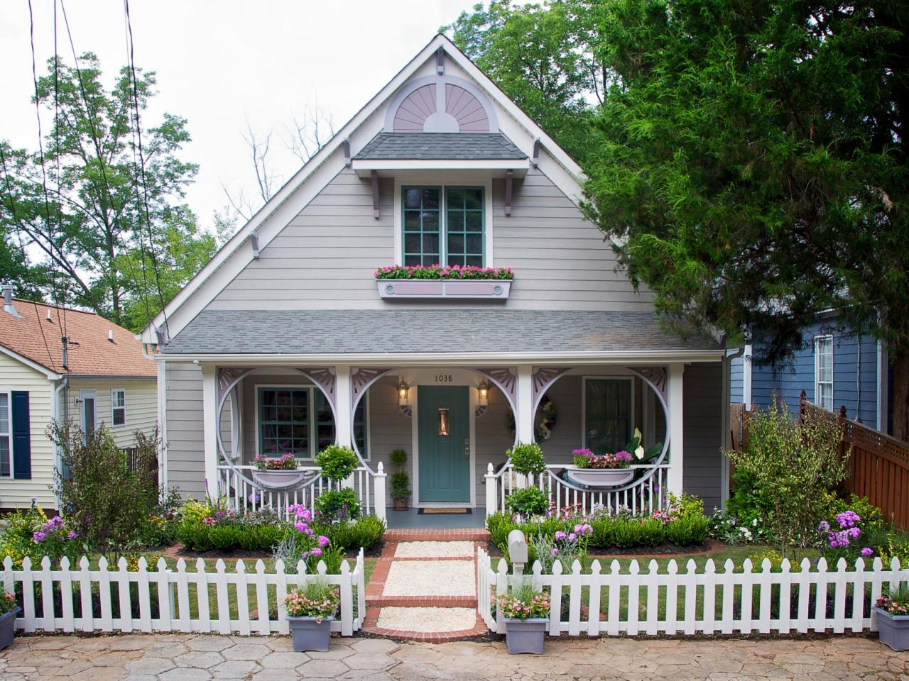 Exterior Alterations Before And After Ideas